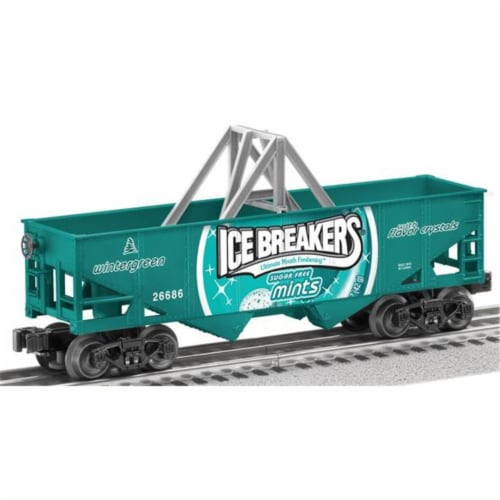 Lionel Hersheys Ice Breakers Hopper Perspective: front