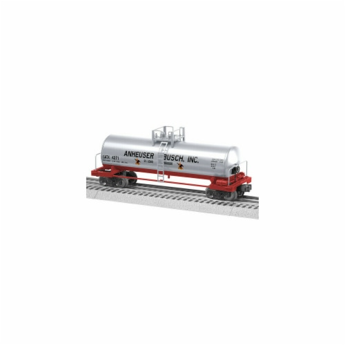 LIONEL  LIO1928240 Anheuser-Busch Tank Car Perspective: front