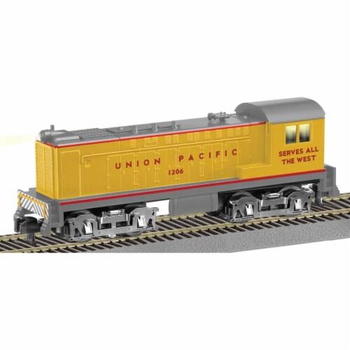 Lionel LNL42598 Union Pacific Baldwin Switcher No. 1206 Perspective: front