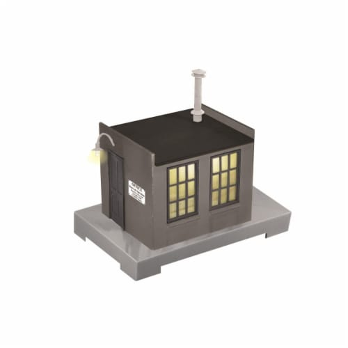 Lionel LNL83170 Steel Mill Structure with Sounds Perspective: front