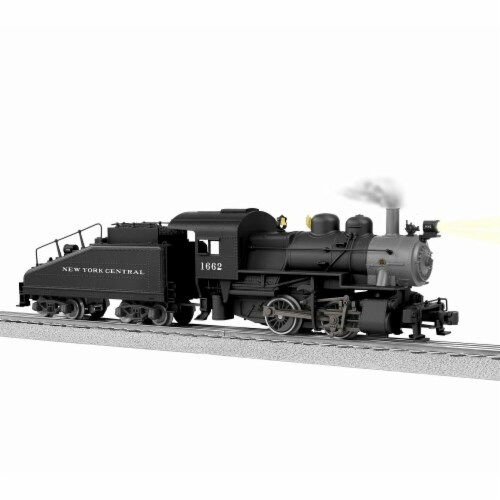 Lionel LNL84966 O Scale New York Central No.1662 LionChief Plus A5 Model Train with Bluetooth Perspective: front