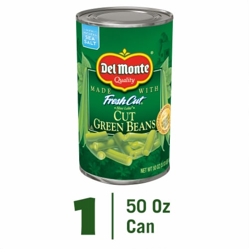 Del Monte Cut Green Beans Perspective: front