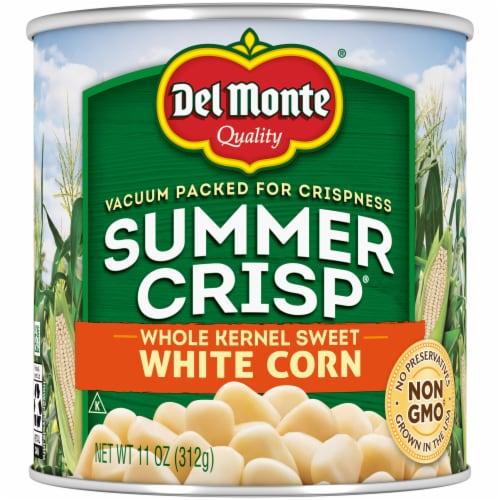 Del Monte® Summer Crisp Whole Kernel Sweet White Corn Perspective: front