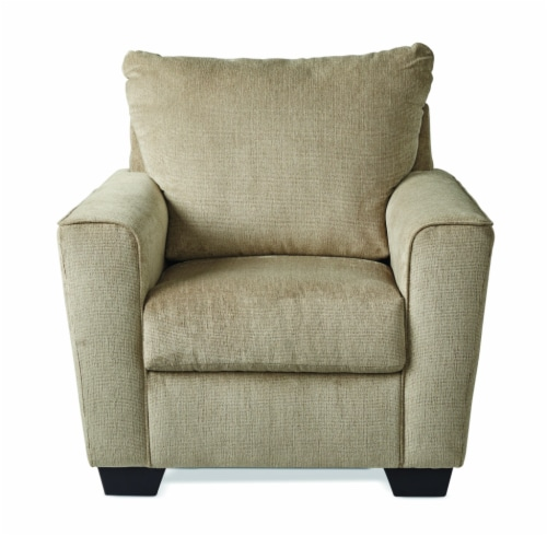 Signature Design by Ashley Cara Chair - Beige Perspective: front