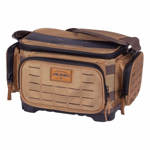 Plano Guide Series 3500 Tackle Bag and Utility Storage Case with Magnetic Top Perspective: front