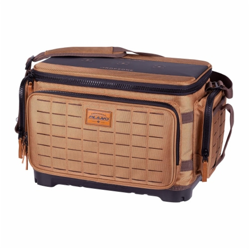 Plano Guide Series 3700 Tackle Bag and Utility Storage Case with Magnetic Top Perspective: front