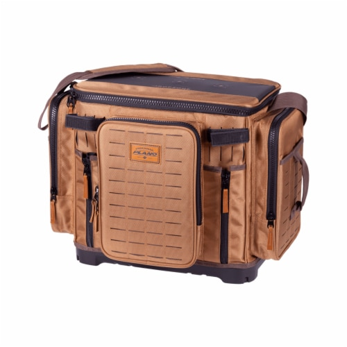 Plano Guide Series 3700 XL Tackle Bag and Utility Storage Case with Magnetic Top Perspective: front