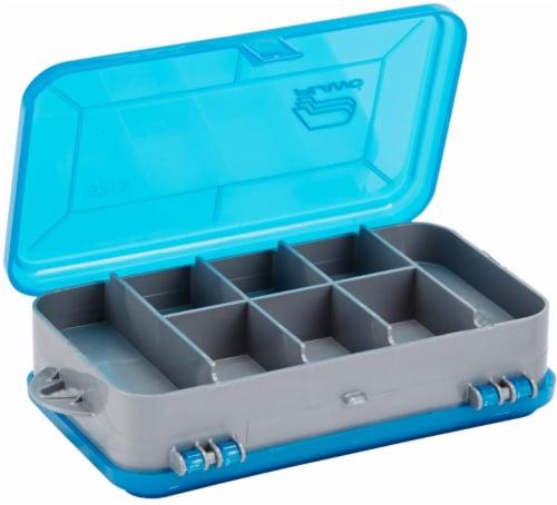 Plano PocketPak Satchel Tackle Organizer - Blue/Gray Perspective: front