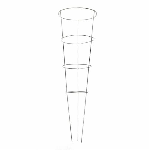 Glamos Wire Products 786031 54 in. Heavy Duty Plant Support - Pack of 5 Perspective: front