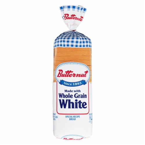 Butternut Ultra-Soft Whole Grain White Bread Perspective: front