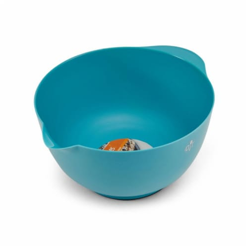 Allrecipes Mixing Bowl - Aqua Perspective: front