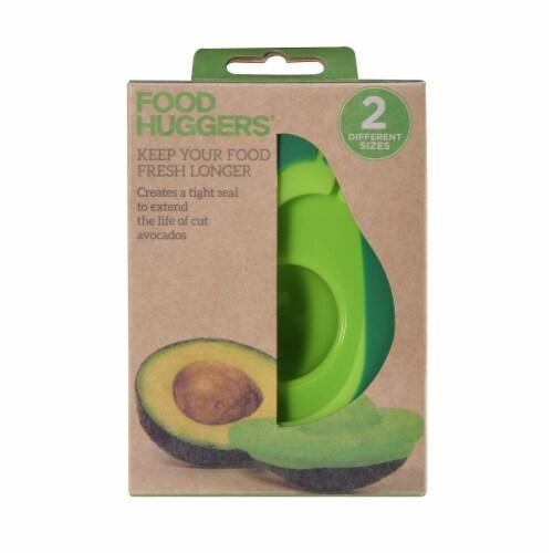 Hoan Avocado Food Huggers - Green Perspective: front