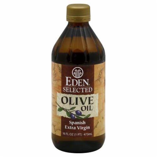 Eden Foods Selcted Olive Oil Perspective: front