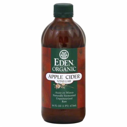Eden Selected Apple Cider Vinegar Perspective: front