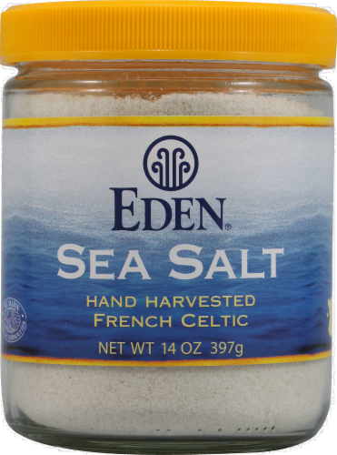 Eden Sea Salt Perspective: front