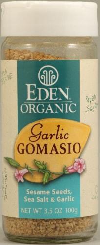 Eden Foods  Organic Garlic Gomasio Perspective: front