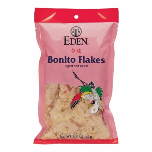 Eden Bonito Flakes Perspective: front
