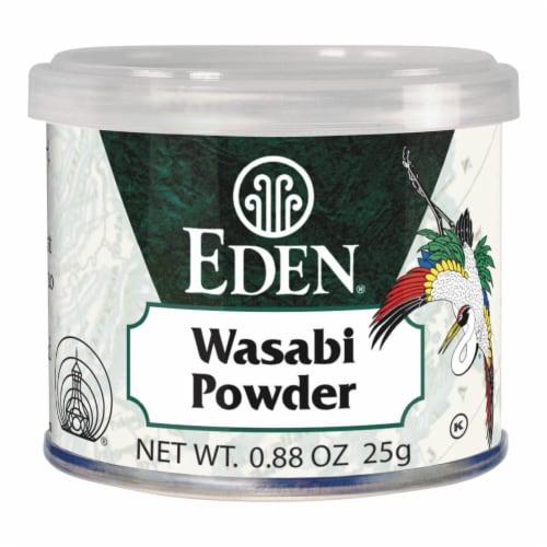 Eden Foods Wasabi Powder Perspective: front