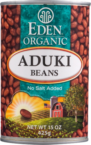 Eden Organic Aduki Beans Perspective: front