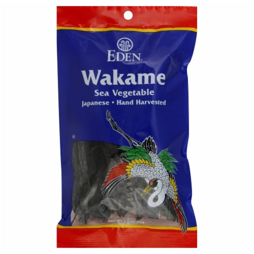 Eden Wakame Sea Vegetable Perspective: front