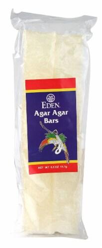 Eden Foods  Agar Agar Bars Perspective: front