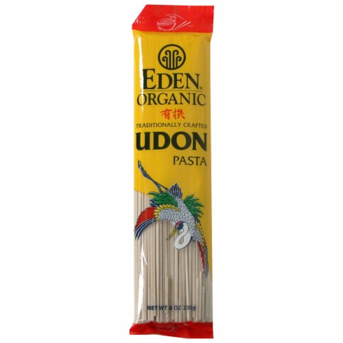 Eden Organic Udon Pasta Perspective: front