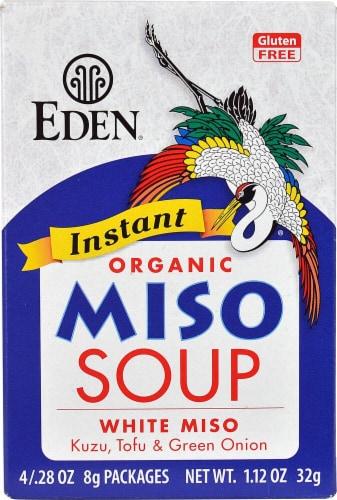 Eden Instant Miso Soup Perspective: front