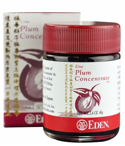 Eden Foods  Ume Plum Concentrate Perspective: front