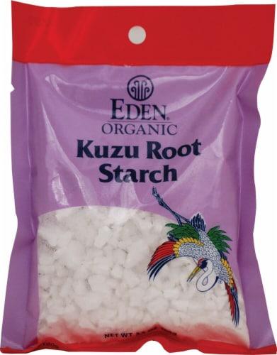 Eden Foods  Organic Kuzu Root Starch Perspective: front