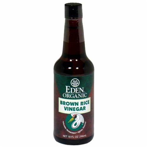 Eden Brown Rice Vinegar Perspective: front