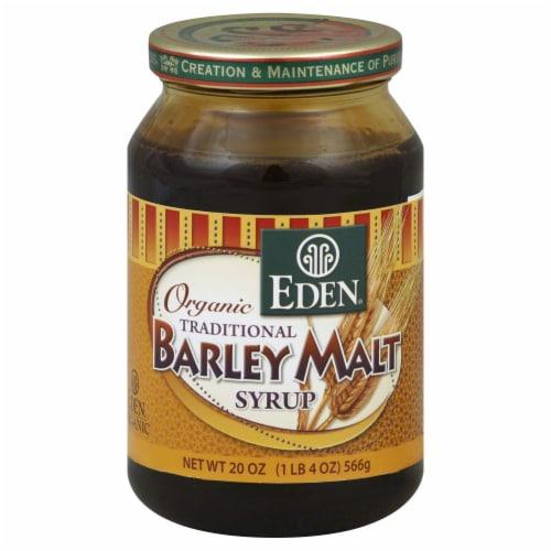 Eden Foods Organic Barley Malt Syrup Perspective: front