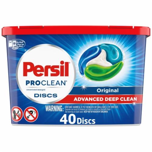Persil ProClean Original Laundry Detergent Discs Perspective: front
