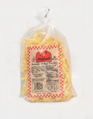 Helmuth Homemade Egg Noodles Perspective: front