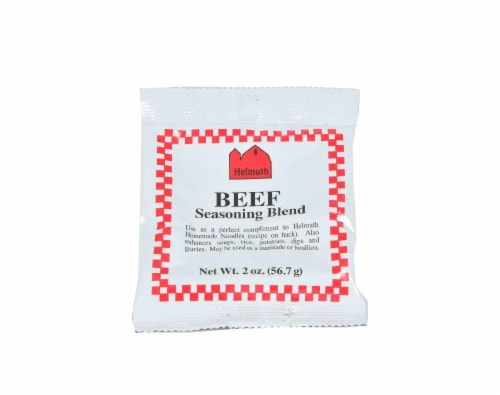 Helmuth Beef Seasoning Perspective: front