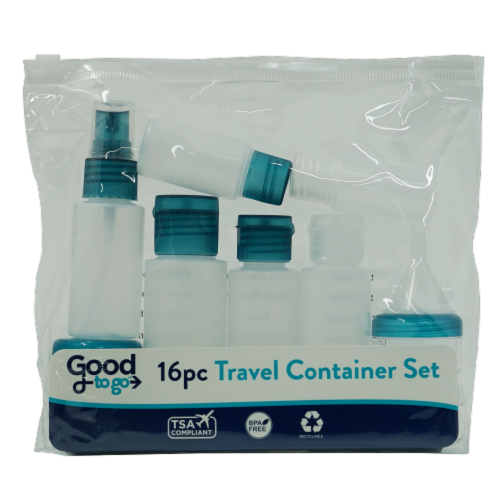 Good To Go Travel Container Set Perspective: front