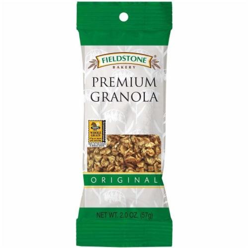 Fieldstone Bakery Original Granola Cereal, 2 Ounce -- 100 per case. Perspective: front