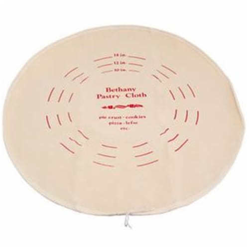 Bethany Housewares 510 Pastry Cloth Cover Perspective: front