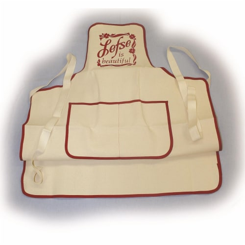 Bethany Housewares 555 Cotton Child Apron Perspective: front