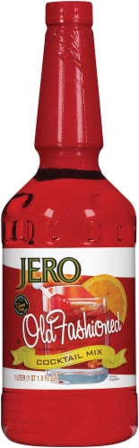 Jero Old Fashioned Cocktail Mix Perspective: front