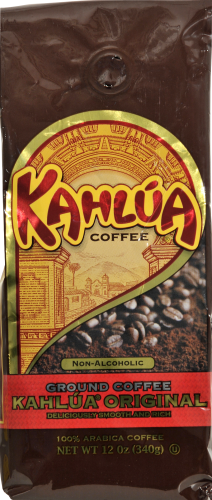 Kahlua Original Coffee Ground Perspective: front