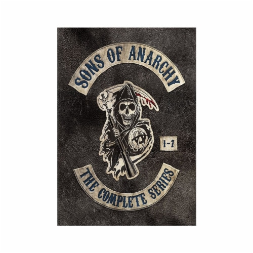 Sons of Anarchy: The Complete Series (DVD) Perspective: front