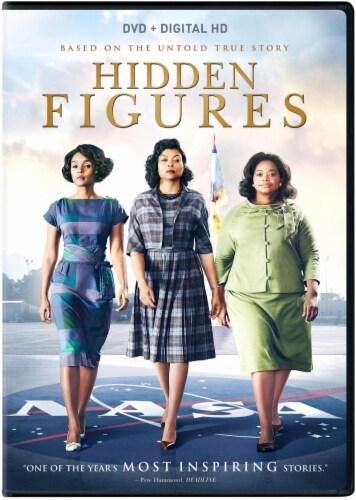 Hidden Figures (2016 - DVD/Digital HD) Perspective: front