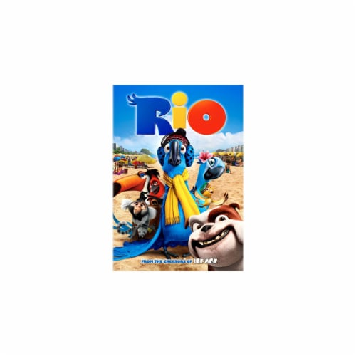 Rio (2011 - DVD) Perspective: front