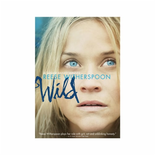 Wild (2014 - DVD) Perspective: front