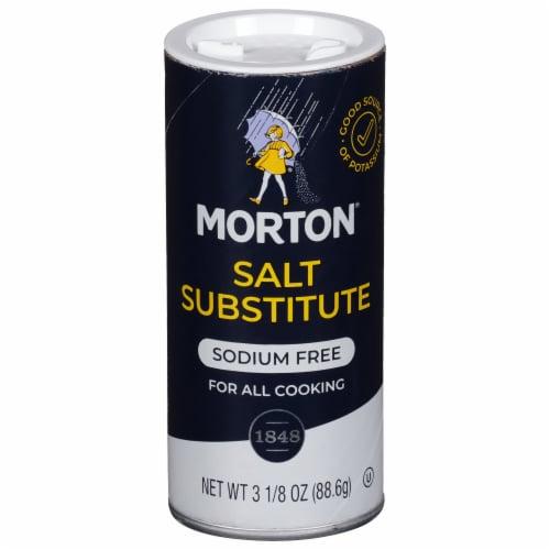 Morton Salt Substitute Perspective: front