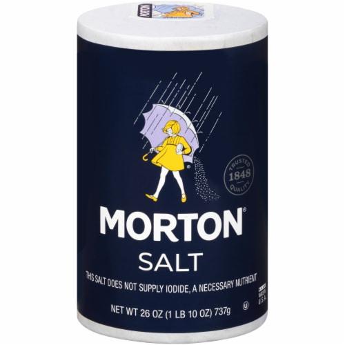 Morton Plain Salt Perspective: front