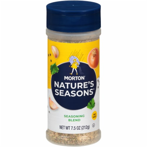 Morton Nature's Seasons Seasoning Blend Perspective: front