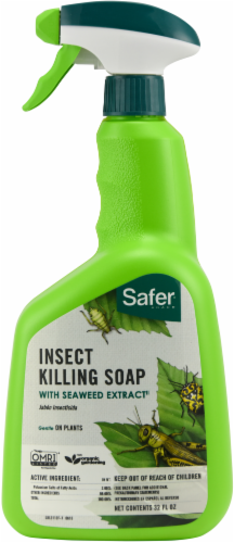 Safer Brand Insect Killing Soap Spray Perspective: front