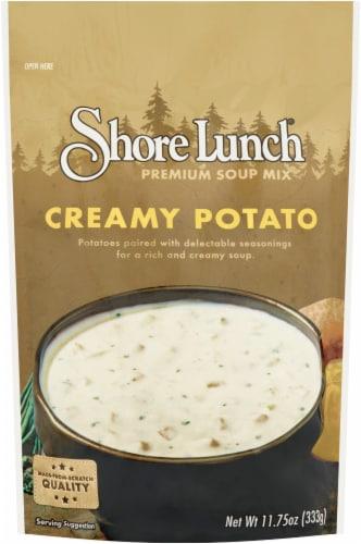 Shore Lunch Creamy Potato Soup Mix Perspective: front