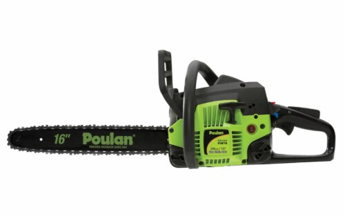 Poulan 5524772 38Cc Chainsaw Gas 2 Cycle Bar16 Perspective: front